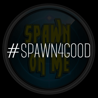 Spawn for Good overlay