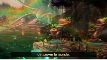 Aurion screenshot