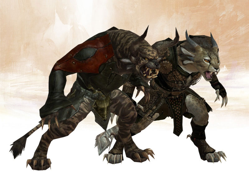 article image - guild wars 2 charr