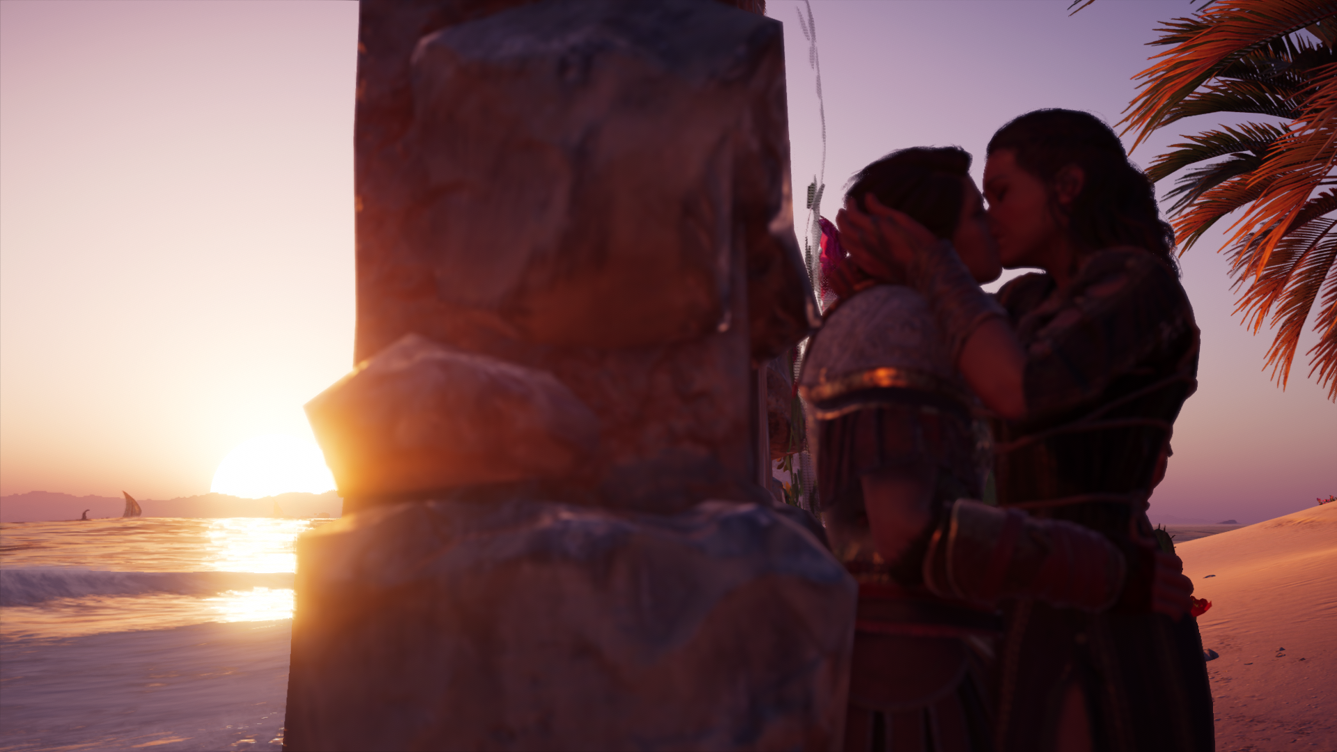 Assassin's Creed Odyssey Turn Delay Into A Joke